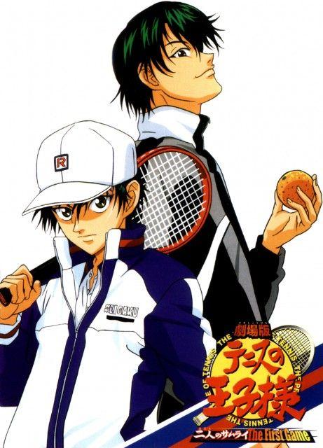 ryoga echizen ryoma echizen 越前リョーマ テニプリ 新テニスの王子様