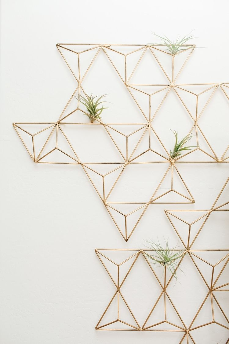 Jugendzimmer wandkunst  ideas of abstract geometric metal wall art  impact stage design