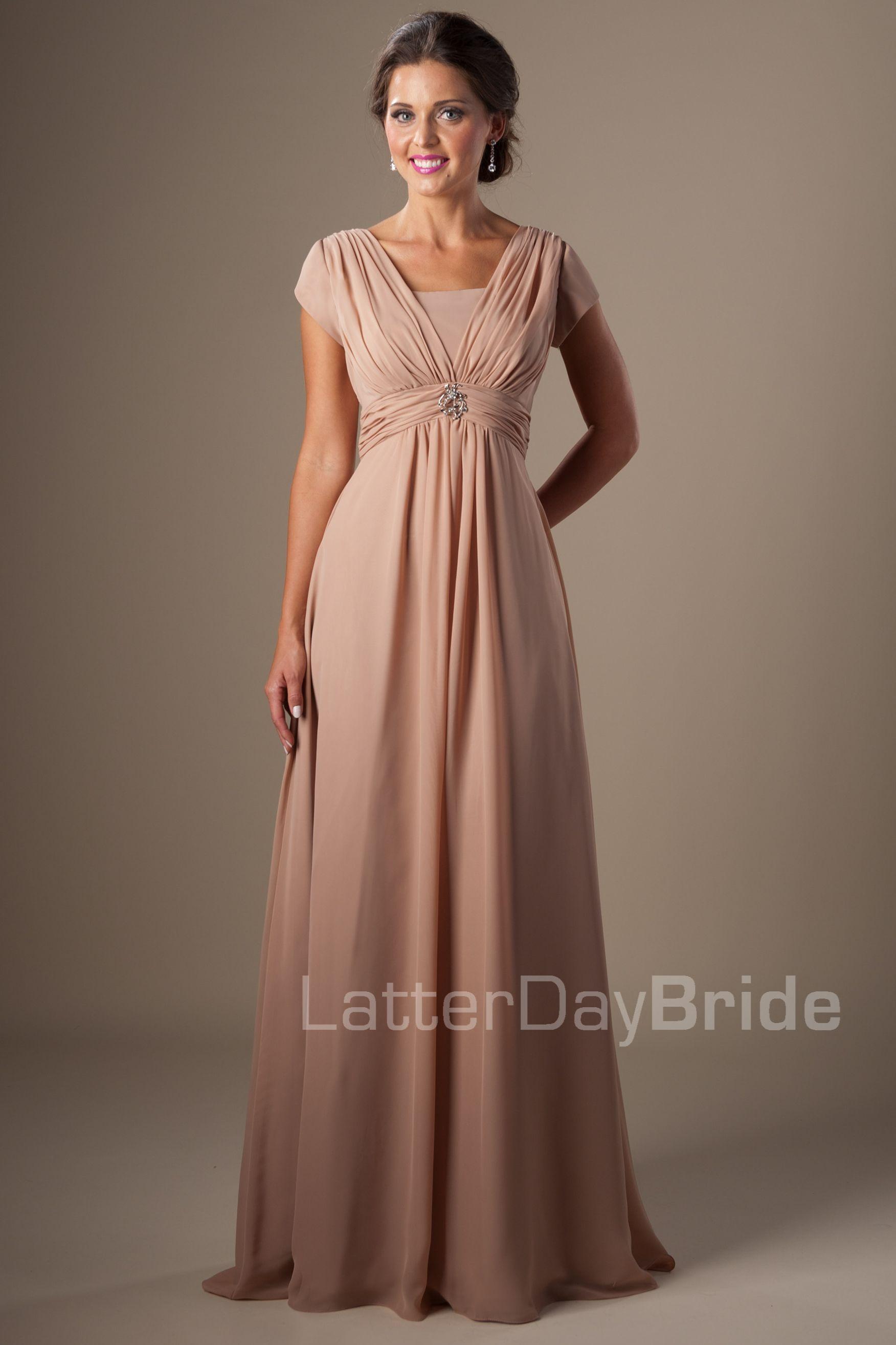 Modest Prom Dresses : Reed | Dresses | Dresses, Prom ...