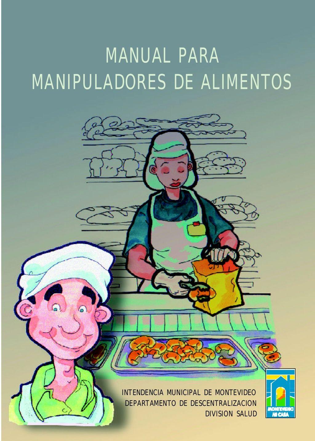 Manual De Manipulacion De Alimentos Pdf By George Garcia