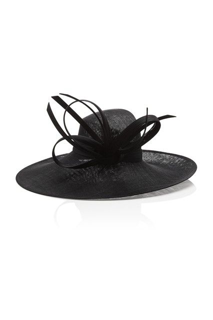 PHILIP TREACY - It s the black that takes this into a whole new edgy level.  £525 3d0979ef1a9