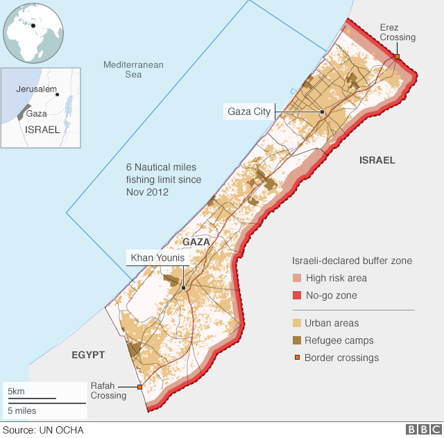 Israel Defence Minister Resigns Over Gaza Gaza Gaza Strip Buffer Zone