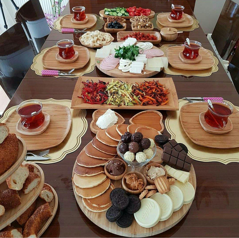 Pin von Sara Fariss auf breakfast/kahvaltı sofraları / invitation ...