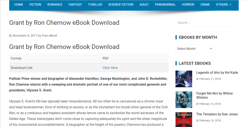 EBOOKS FOR FREE PDF NOVELS SITE DOWNLOAD