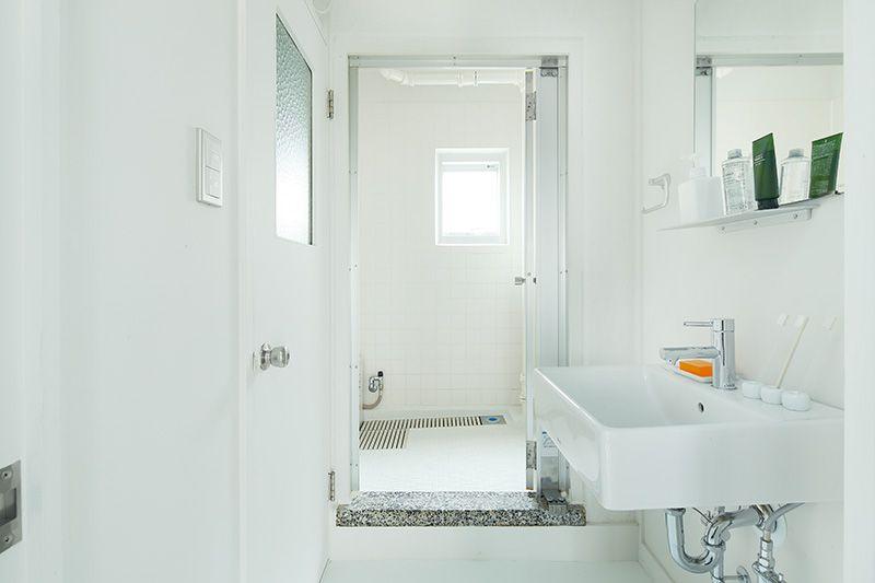 Plan11 風通しの良い一室空間 ふすまで間取りの変化を楽しむ