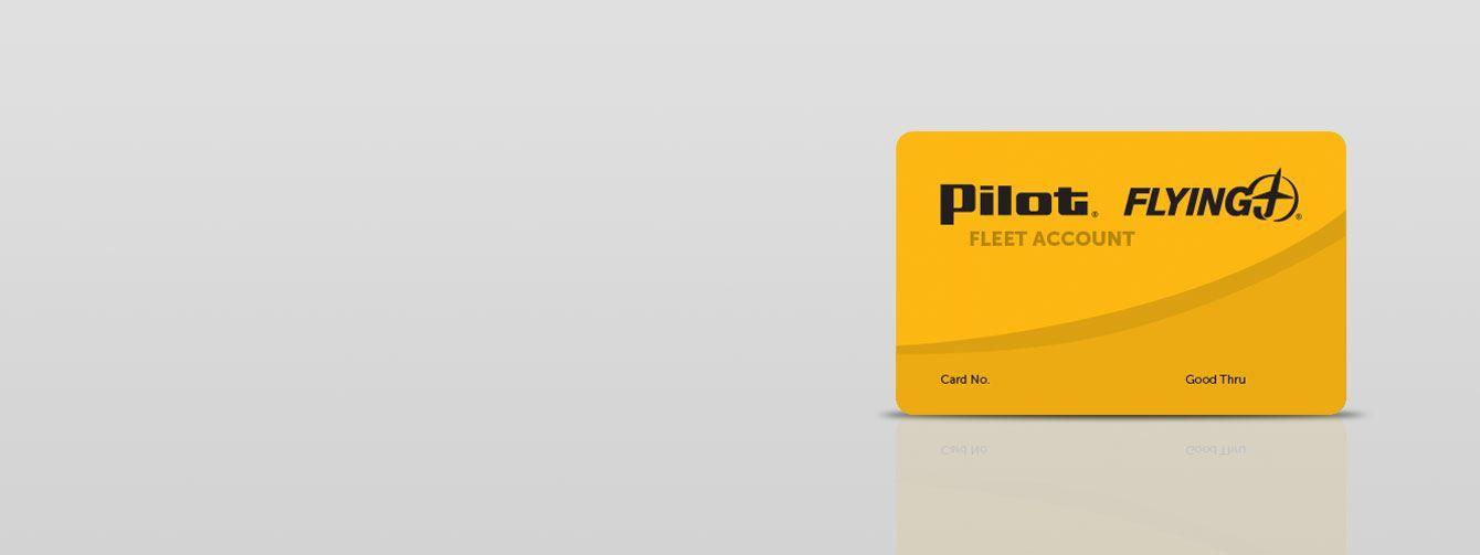 prepaid gasgift cards for pilot flying js - Pilot Fleet Card