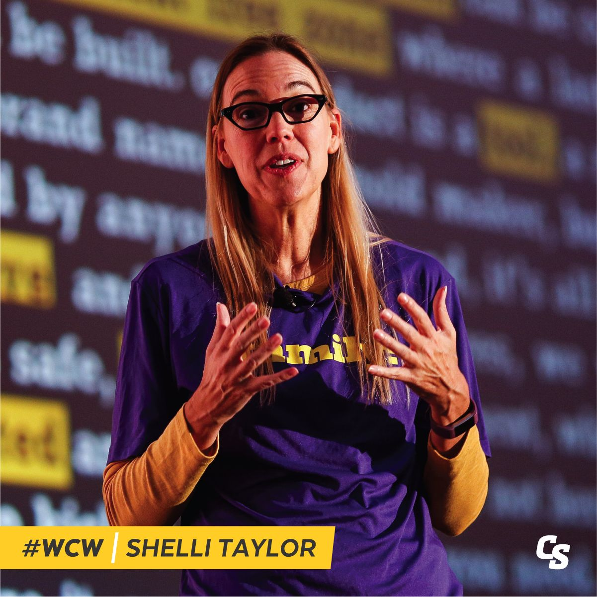 This Week S Womancrushwednesday Is Shelli Taylor The President And Coo Of United Pf Partners Woman Crush Wednesday Influential Women Fitness