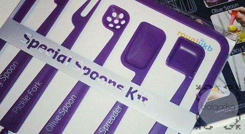 Giveaway for Foodies, Special Spoons Kit by RoyalVKB - The Blog of one Balgarka.co.uk