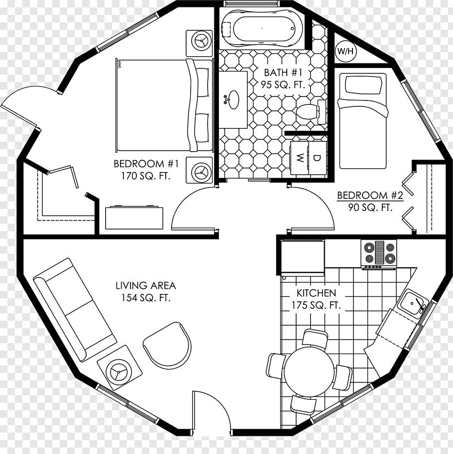 Floor Plan Tiny House Movement Dome Custom Plan Free Png Round House Plans Tiny House Floor Plans Small House Floor Plans
