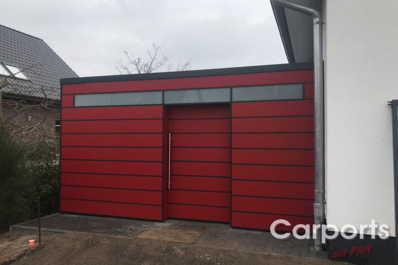 Abstellraum Bauhaus Hpl Carports Carport Fassadenplatten