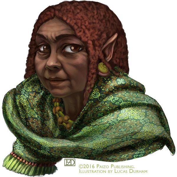 Pathfinder Chief Zaahku by LucasDurham.deviantart.com on @DeviantArt