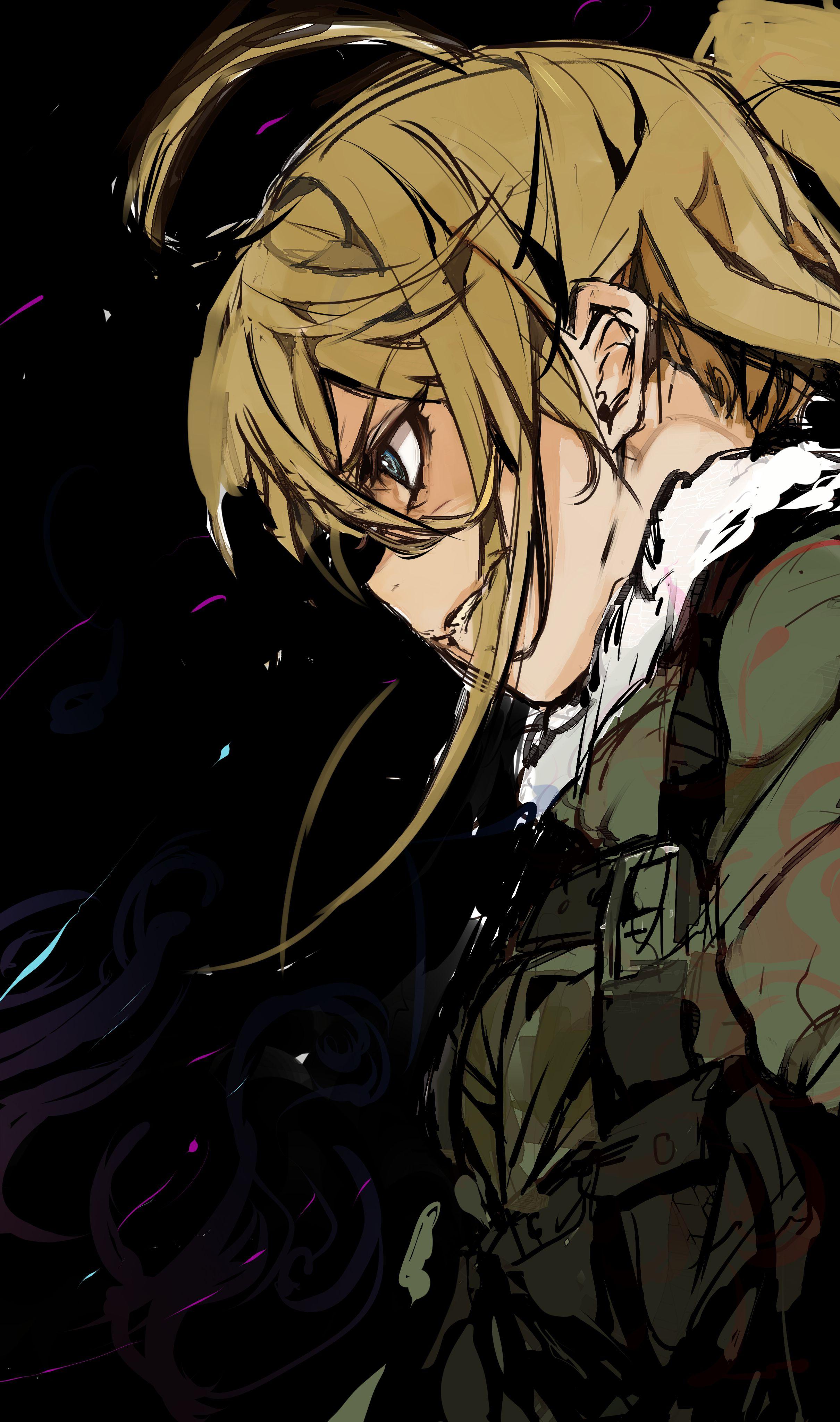 Tanya degurechaff saga of tanya the evil animegirl anime manga plusultra