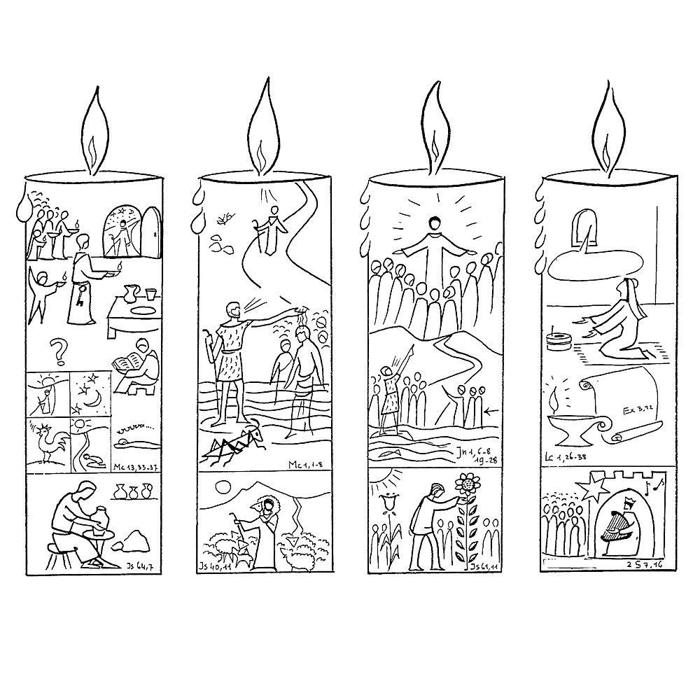 Pin By Froukje Bekkema On Knutselen Christelijke Kleurplaten Bible Images Christmas Advent Coloring Pages