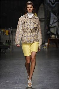 Spring Summer 2013: Trussardi, Milano - click on the photo to see the complete collection and review on Vogue.it