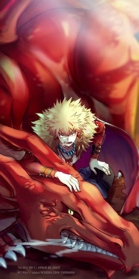 Dragon Kirishima Bakugo My Hero Academia Manga My Hero Hero Academia Characters