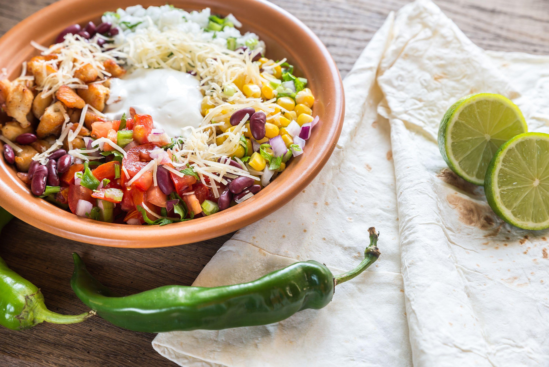 10 Healthiest Menu Items at Mexican Restaurants Healthy