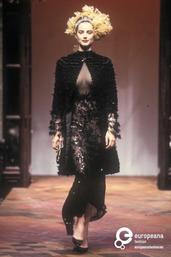 Christian Lacroix, Autumn-Winter 1998, Couture