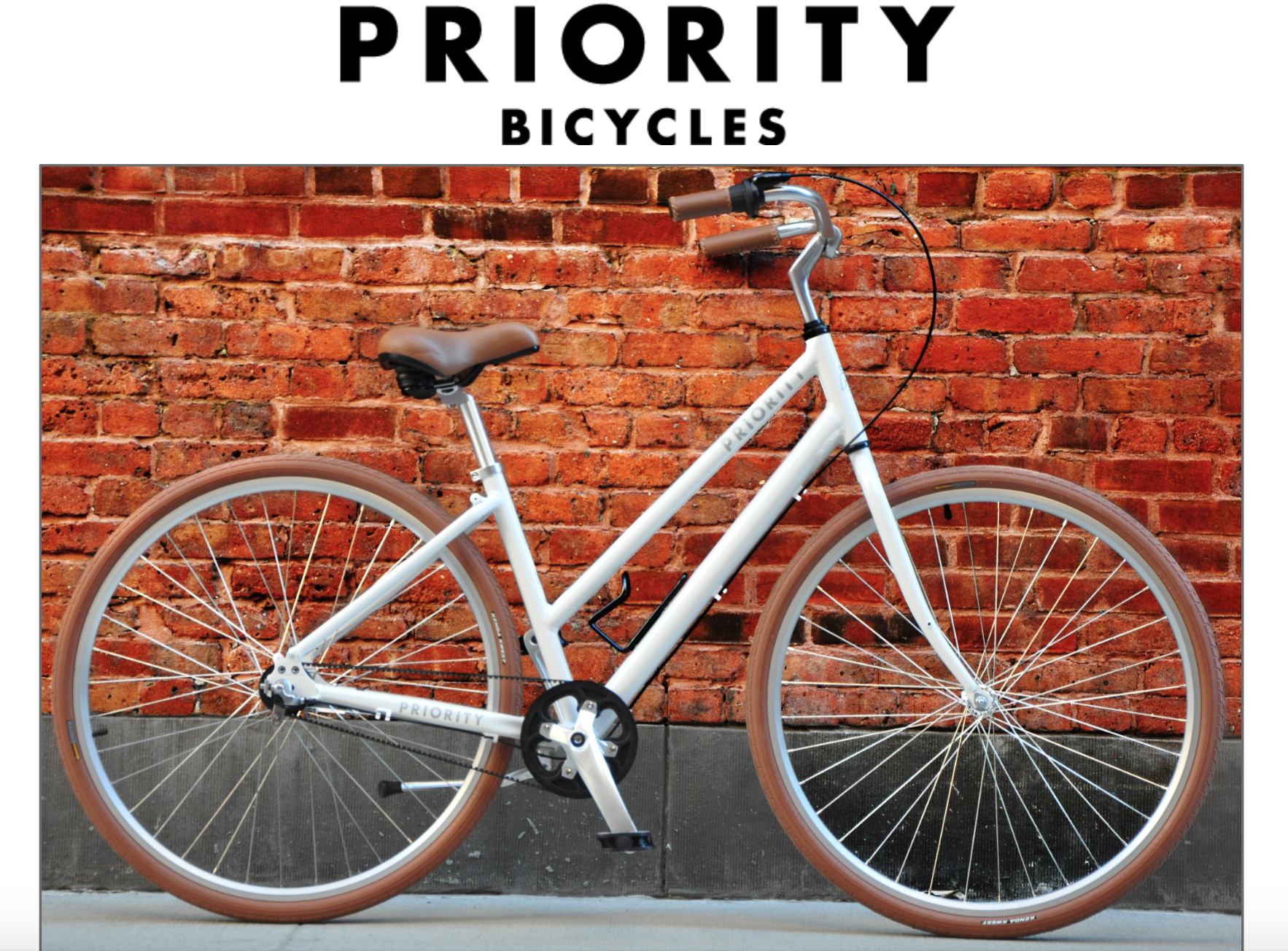 Step Through Priority S Step Through Frame Is Clean Sleek And