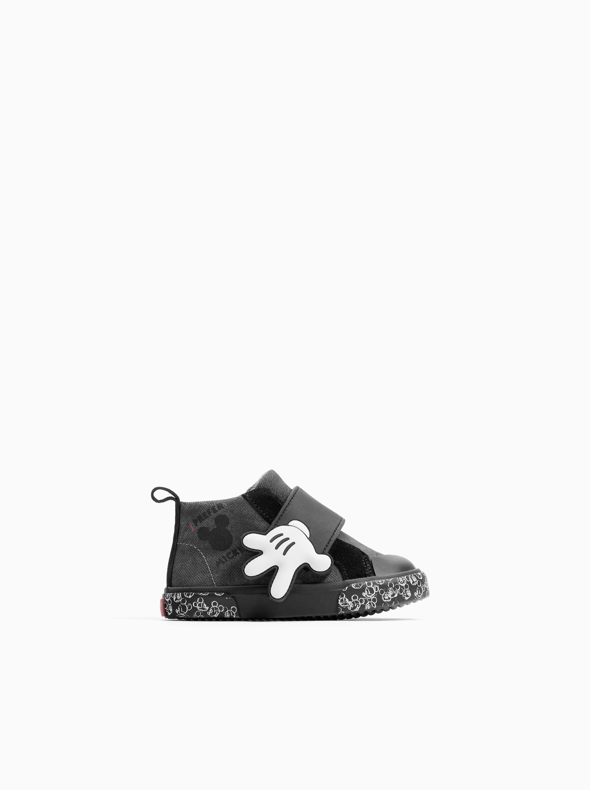 381c5decb0 Image 1 of DISNEY® HIGH TOPS from Zara | Peter's Christmas wish list ...