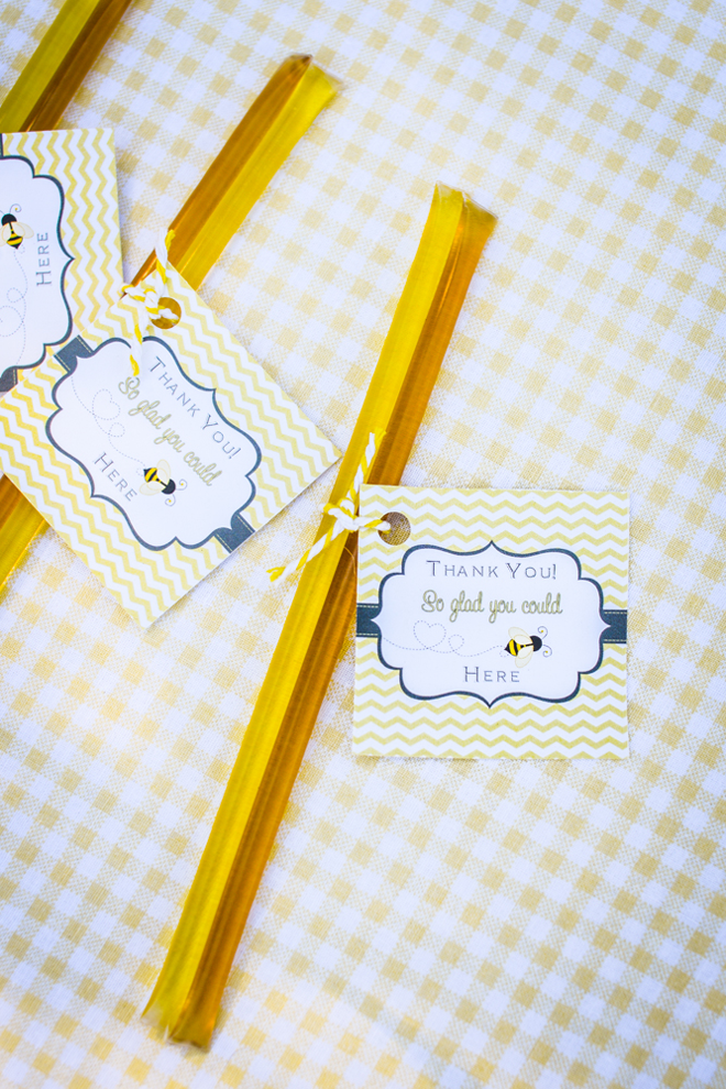 Party Feature Honey Bee Baby Shower In 2018 Party Ideas