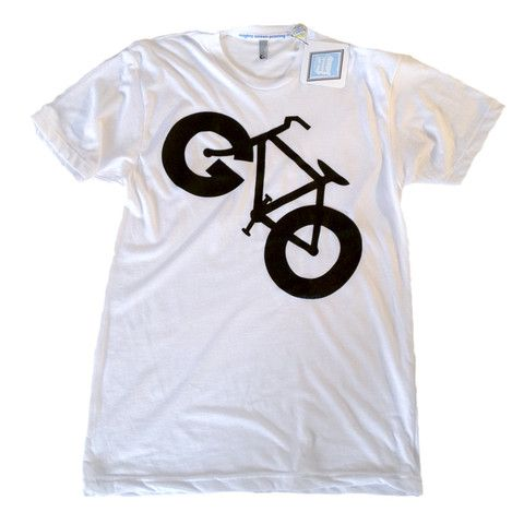GO by bike shirt!