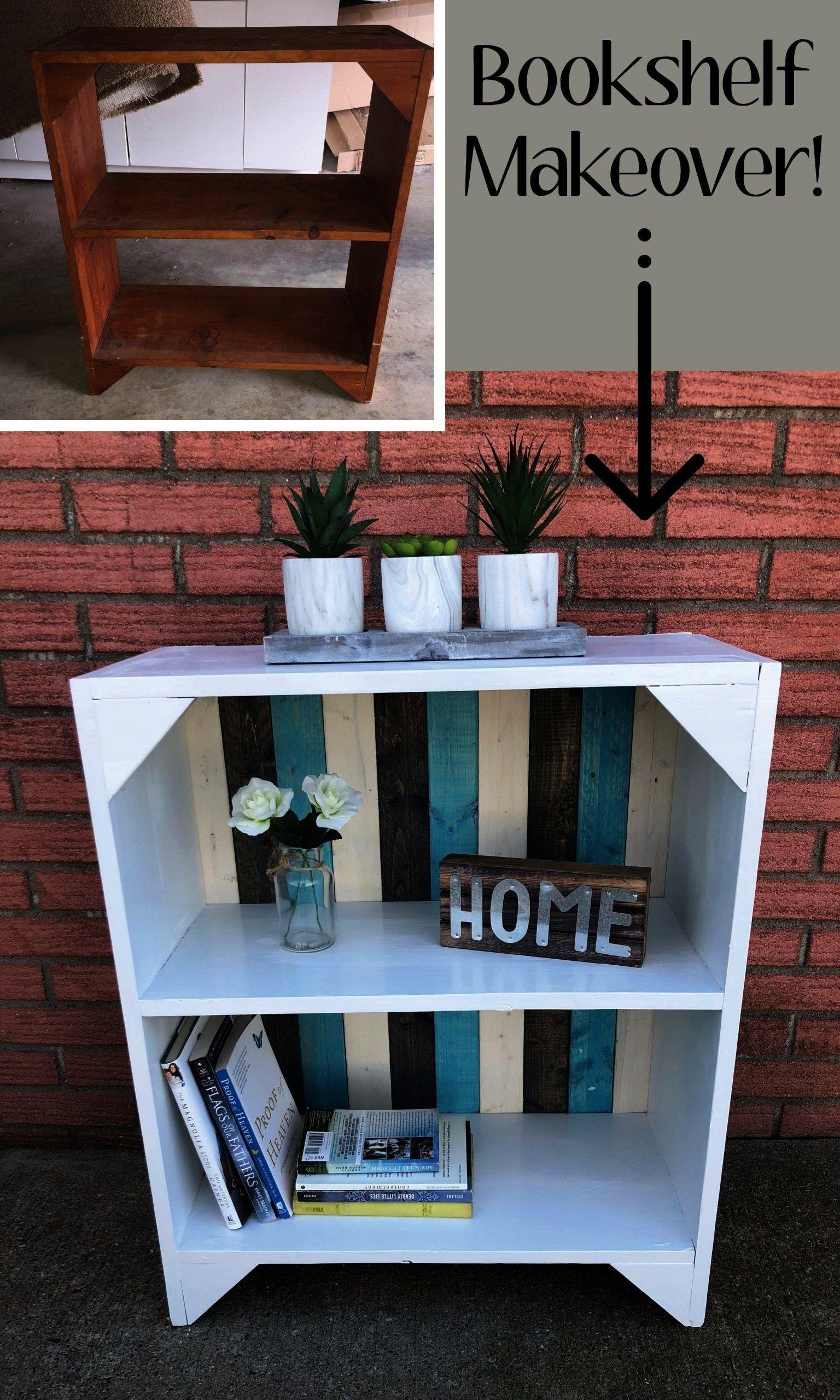 Bookshelfcheck Refurbished Refinished Bookshelf Fireplace