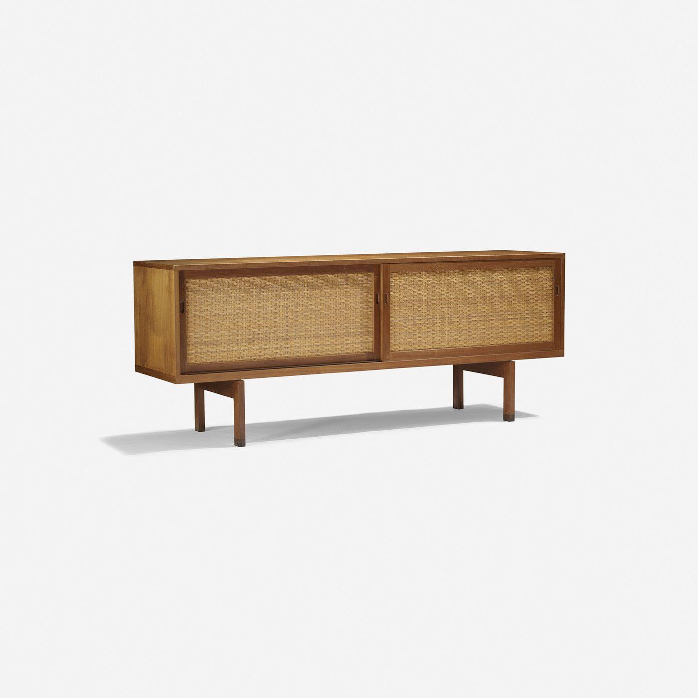 266 Hans Wegner Cabinet Model Ry26 Furniture Design Scandinavian Furniture Furniture