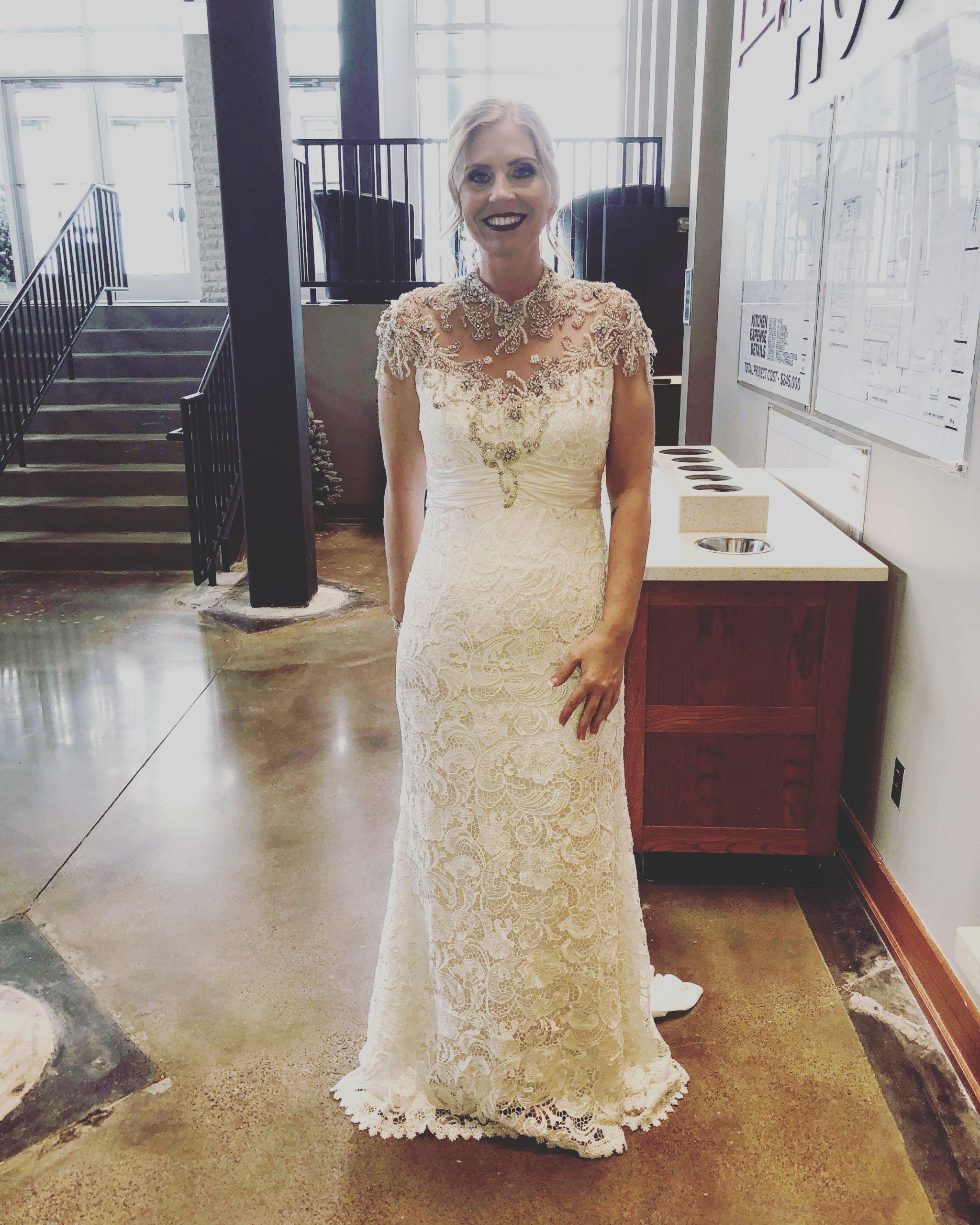 Wedding dresses under $200  Other MacDuggal  Size   Used Twice Wedding Dresses