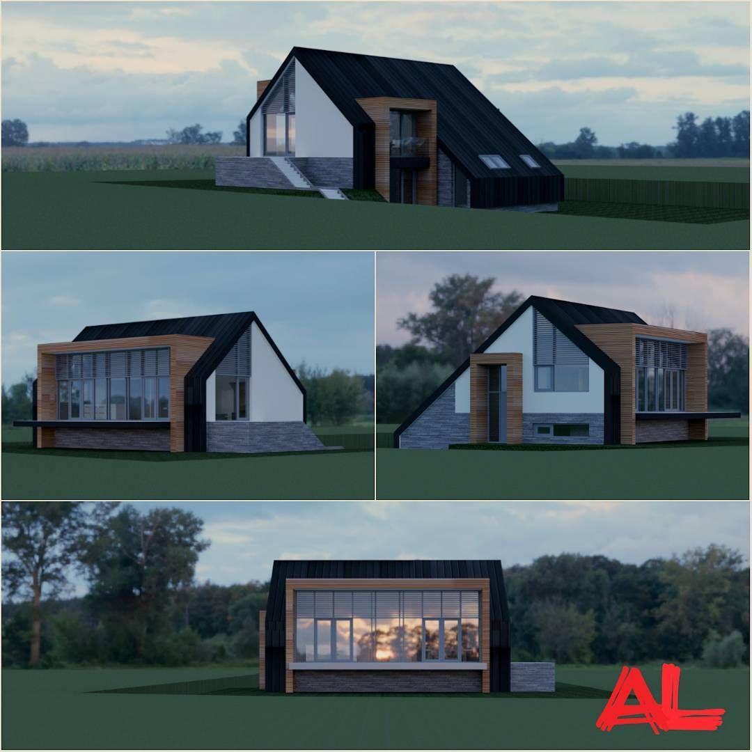 Nieuwe opdracht een nieuw te bouwen woning langs de for Nieuwe woning bouwen