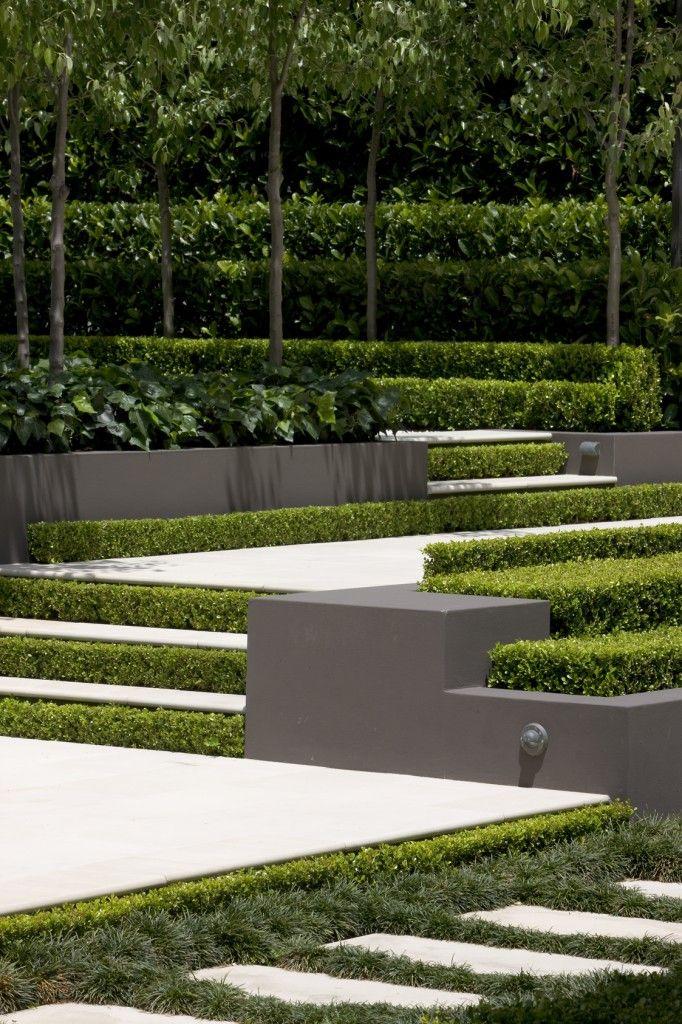 Peter fudge landscape design australia jardin garden for Jardins paysagers contemporains