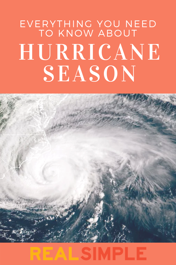 Everything You Need To Know About Hurricane Season Hurricane Season Hurricane Need To Know