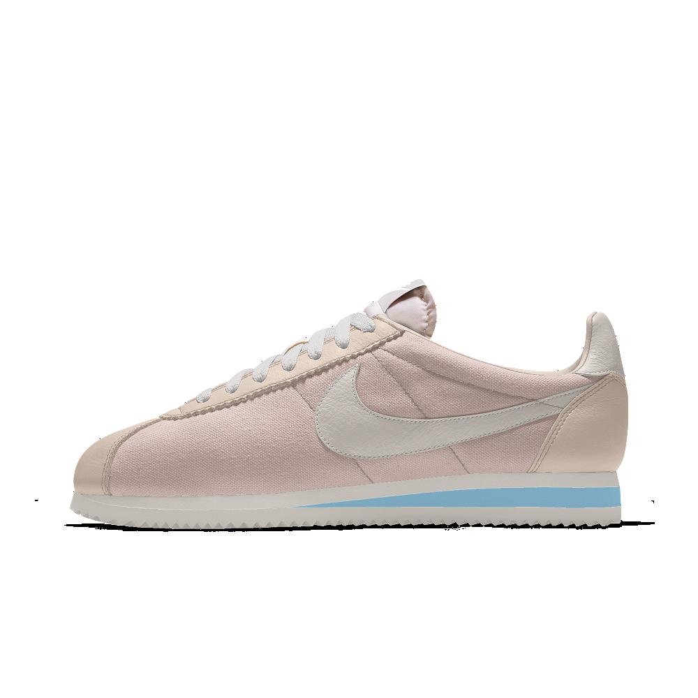 the best attitude eaa32 02bcd Nike Cortez Premium iD Women s Shoe Size 11.5 (Cream)