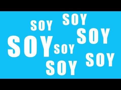Bomba Estéreo - Soy Yo (Kinetic Typography) - YouTube