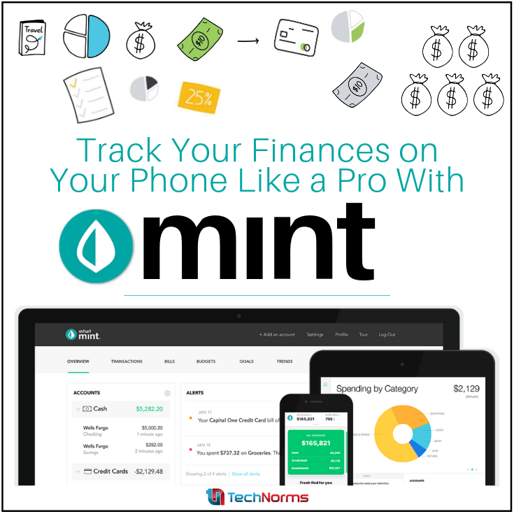 Track Finances on Your SmartPhone Like a Pro With Mint