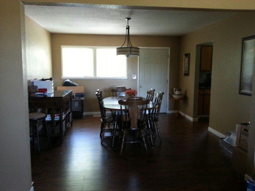 Dining Room After  Remodeling Our Home  Pinterest  Basements Alluring Basement Dining Room Design Decoration