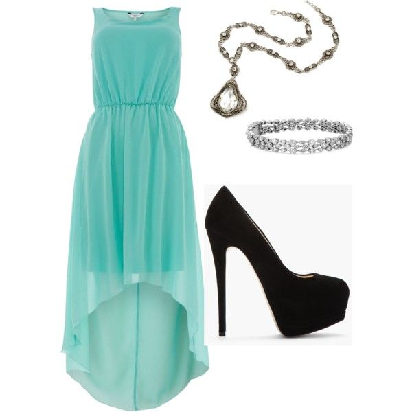 More wed ideas by katie-lanning on Polyvore - Wedding guest outfit