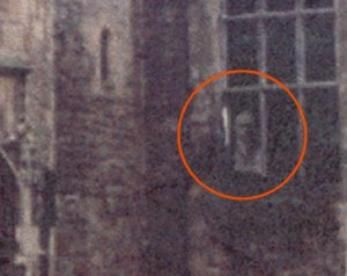 Man in the Castle ghost picture