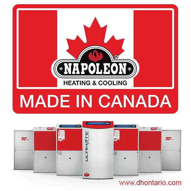The Only Gas Furnace Made In Canada Call Demark Home Ontario