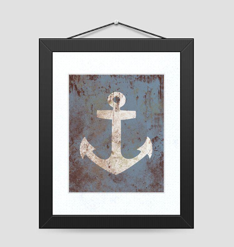 Baby Nash S Vintage Nautical Nursery: Vintage Nautical Anchor