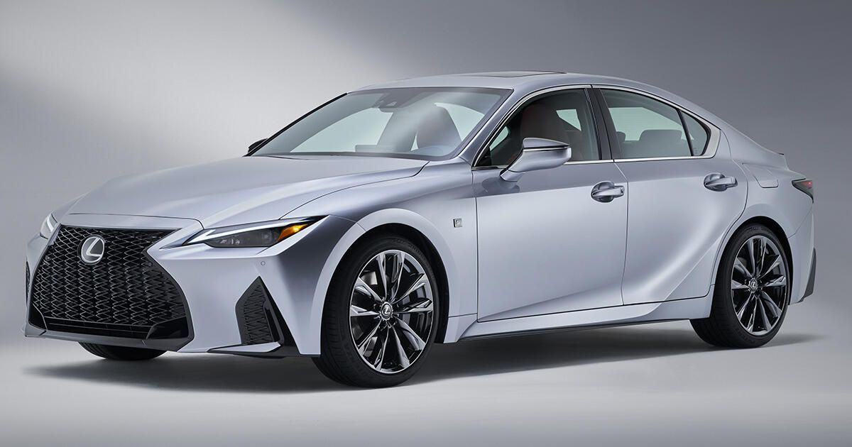 30+ 2021 lexus sedan inspiration
