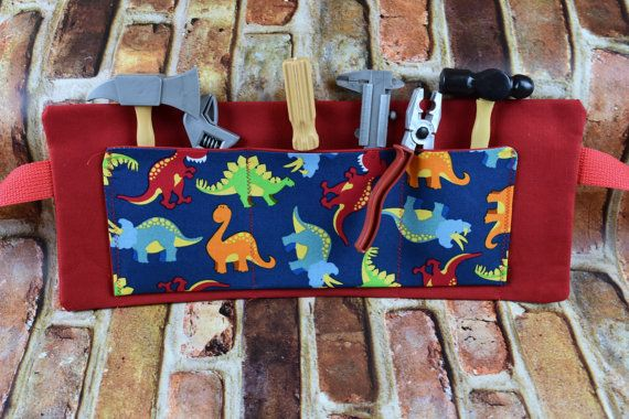 Check out this item in my Etsy shop https://www.etsy.com/listing/451827946/tool-belt-boys-craft-apron-childs-tool