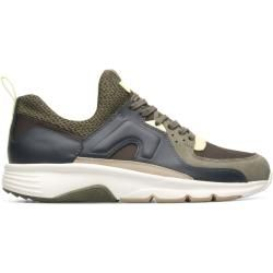 Photo of Camper Drift, sneakers men, green / gray / beige, size 45 (eu), K100169-022 CamperCamper