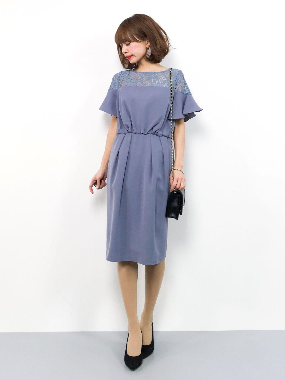 5a0eec52ac7da eriko(ZOZOTOWN)|TIENS ecouteのドレスを使ったコーディネート ...