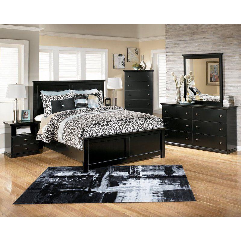Clair Dark Grey Area Rug Black bedroom furniture