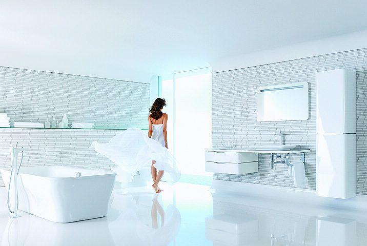 meuble salle de bain design luxe taime 150cm colonne 160cm