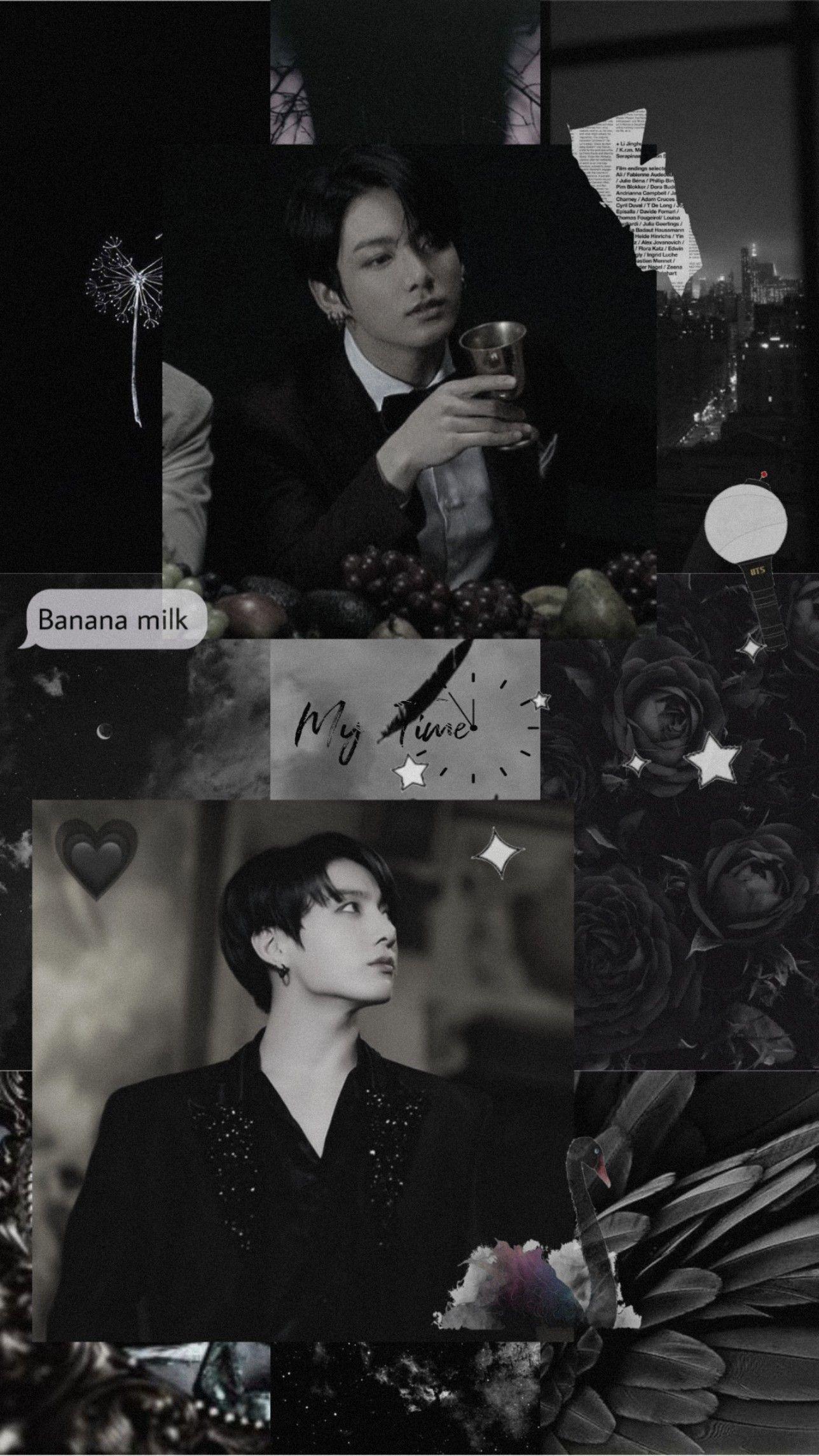 Jungkook Aesthetic Wallpaper Gambar Fotografi Wallpaper Lucu