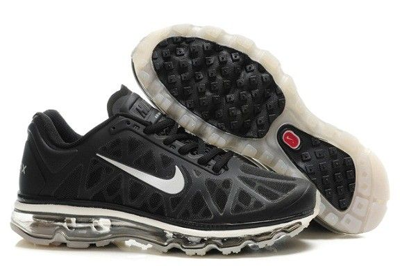 Nike Air Max 2011 Men s Running Shoe Black 429889 008  4415b3833