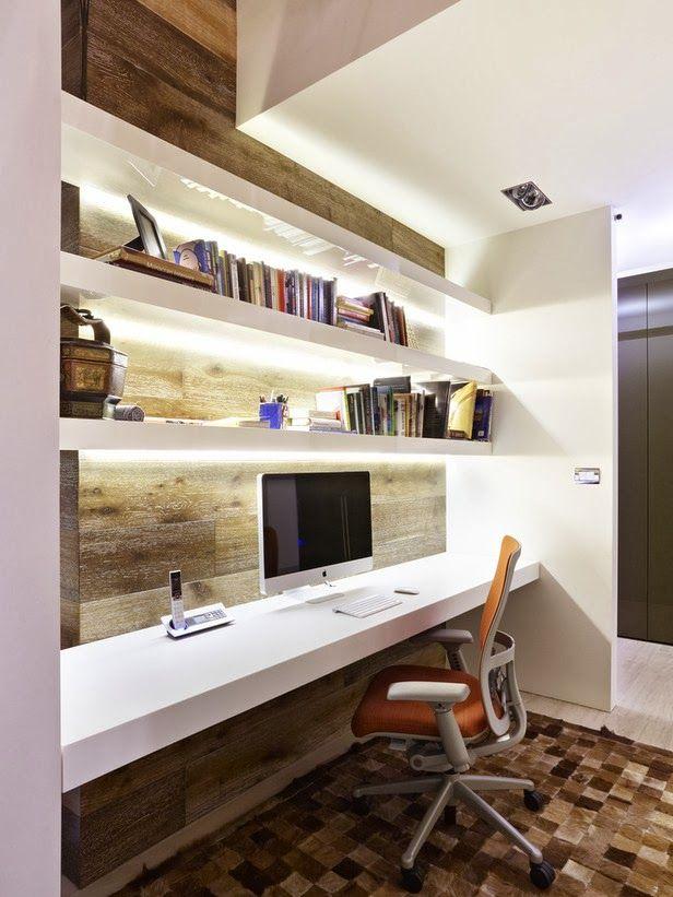 Blog Di Architettura Frequentato Dai Lettori Di Tutto Il Mondo Alla Ricerca Di Case Ufficio In Casa Piccolo Arredamento Studio In Casa Costruire Una Scrivania