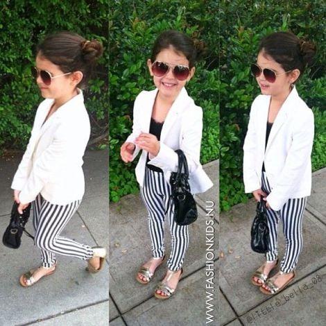 High Fashion Toddlerista #kids #fashion #style