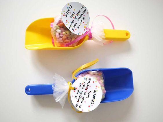 Afscheidstraktaties kinderdagverblijf of peuterspeelzaal als je kind 4 jaar is - MamaKletst